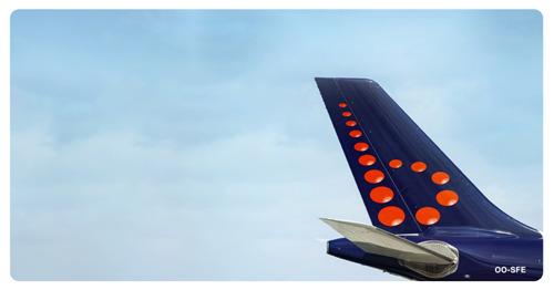 Brussels Airlines schorst tijdelijk al haar vluchten vanaf zaterdag 21 maart tot en met 19 april.