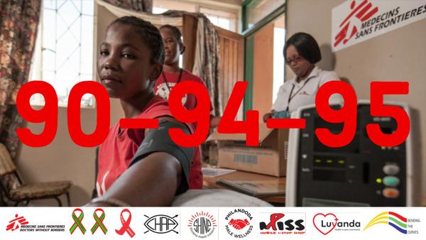 Preview: Ambitieuze 90-90-90-doelstelling om hiv te bestrijden haalbaar
