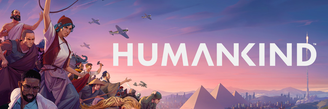 "Watch the ""Lucy"" Game Awards trailer, then play 150 turns in the HUMANKIND™ ""Lucy OpenDev"" on December 15th"