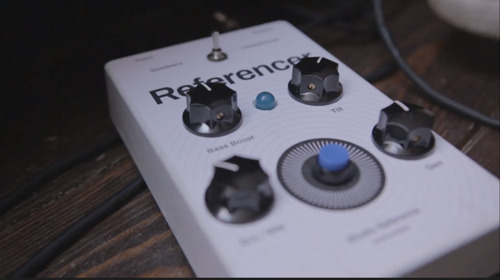 Your Tone, But Better: Sonarworks Unveils 'Referencer' Pedal