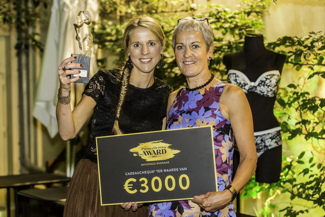Lingerie Oh la la - Belgian winner of the public prize