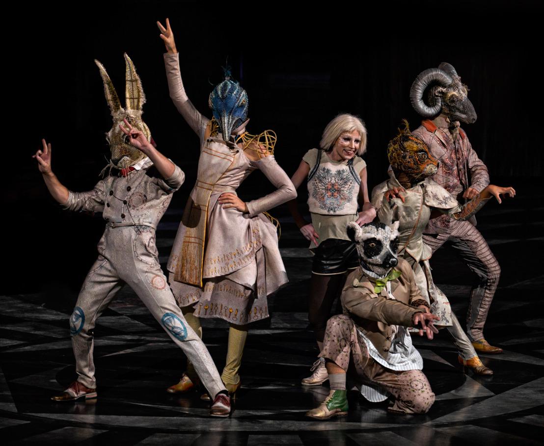 1,000 aplausos por las 1,000 noches de magia que celebra Cirque du Soleil JOYÀ