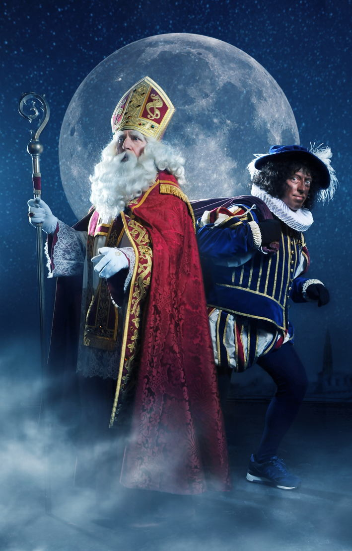 Ay Ramon! - Sinterklaas en Zwarte Piet - (c) VRT / Sylvester Productions - Selina De Maeyer
