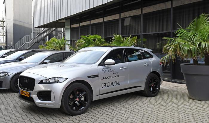 Preview: Jaguar prominent aanwezig op European Open