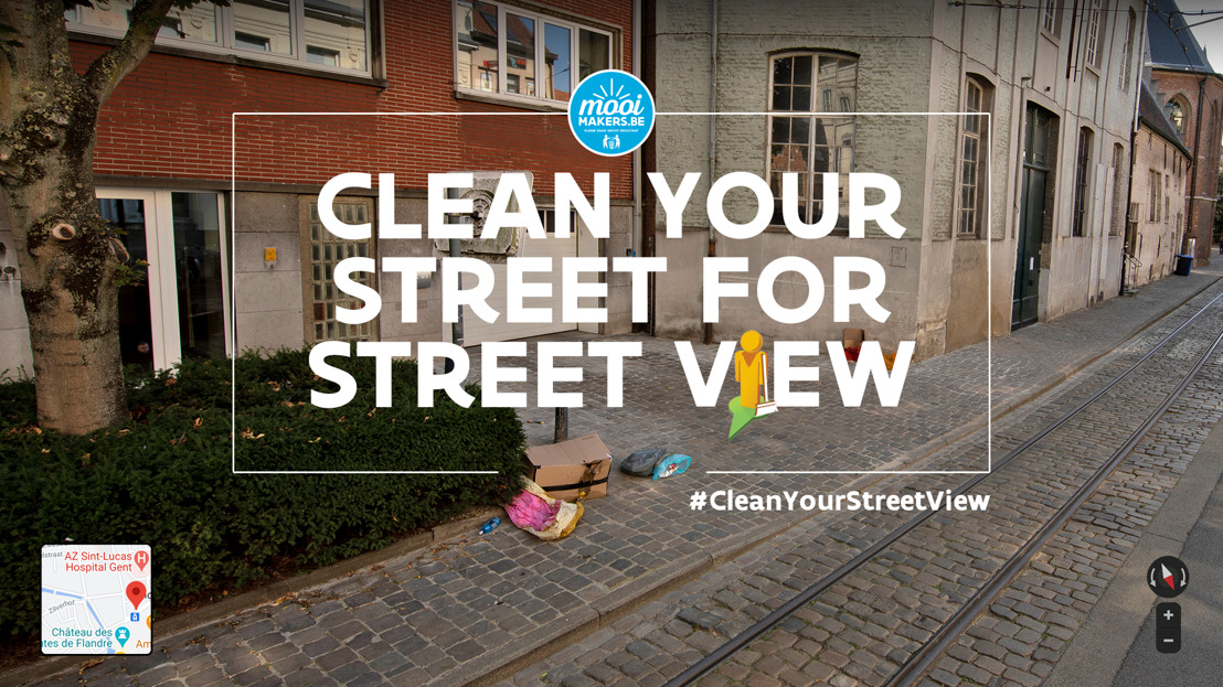 #CleanYourStreetView