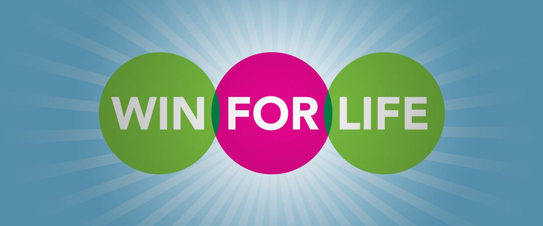 Air en tong pour Win for Life.