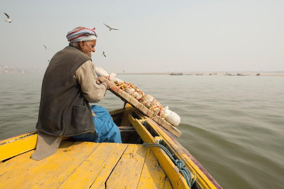 Last days Aflevering 6: Varanasi, India (c) Lieve Blancquaert