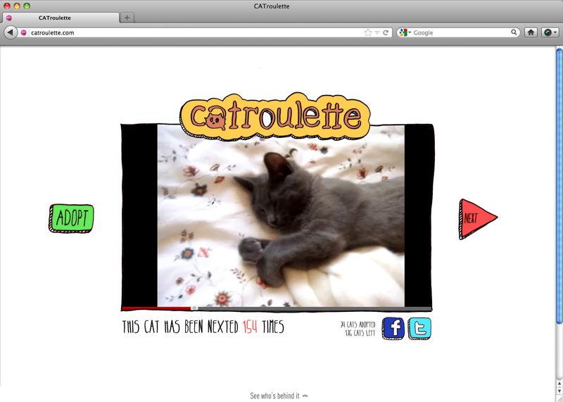 Catroulette Logo