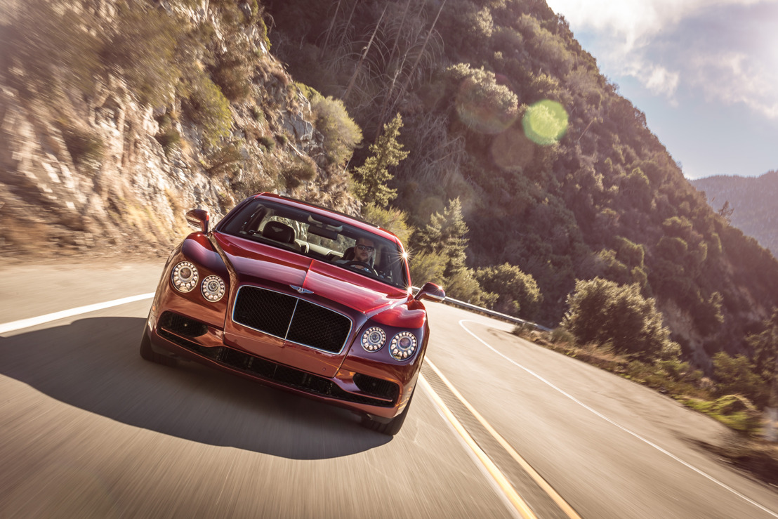 BENTLEY FLYING SPUR V8 S: SPORTIEVE LUXE