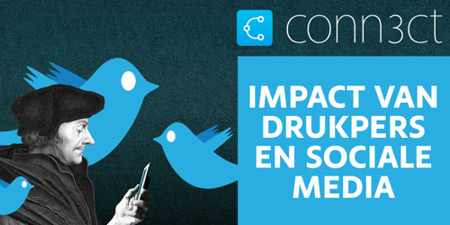 Erfgoedbibliotheek Hendrik Conscience toont impact van drukpers en sociale media