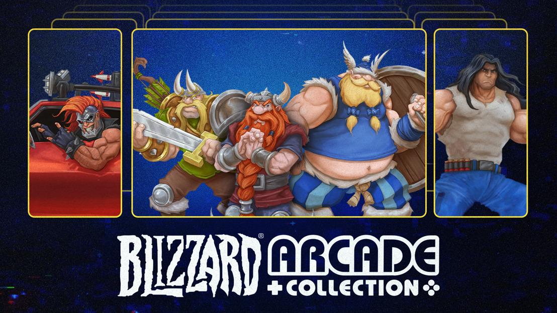 La Blizzard® Arcade Collection passe au niveau supérieur avec deux nouveaux jeux et des fonctionnalités inédites