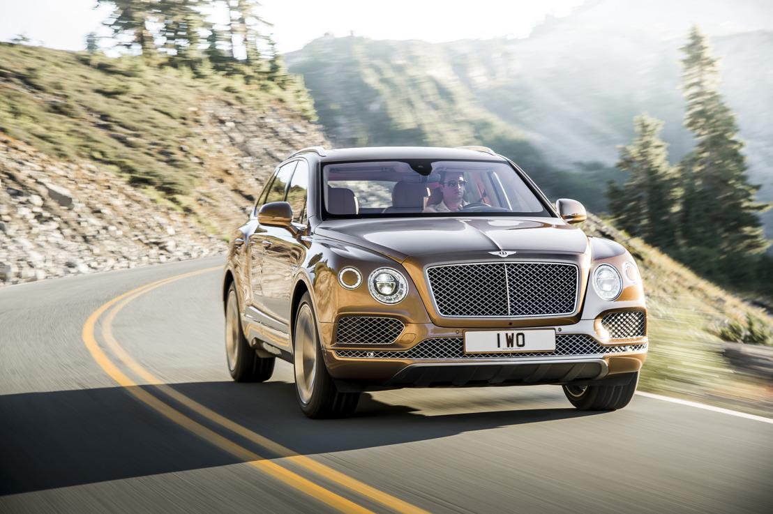 Bentley Bentayga : de snelste, krachtigste, meest luxueuse en meest exclusieve SUV ter wereld