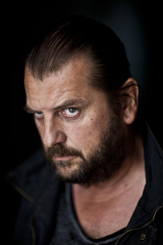 Bevergem - Luc Dufourmont als Roste Luc (c) De Wereldvrede - Tom Verbruggen