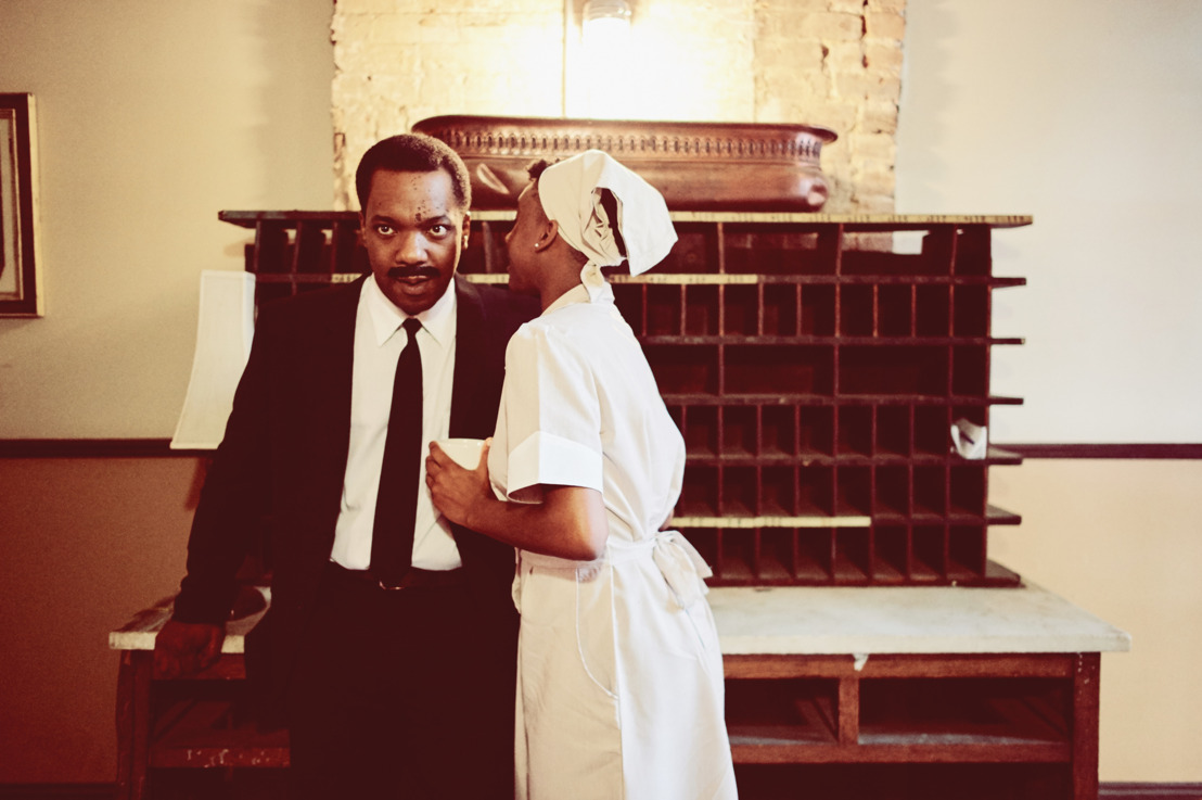 Aurora Theatre to honor Black History Month with The Mountaintop, January 12–February 17, 2017