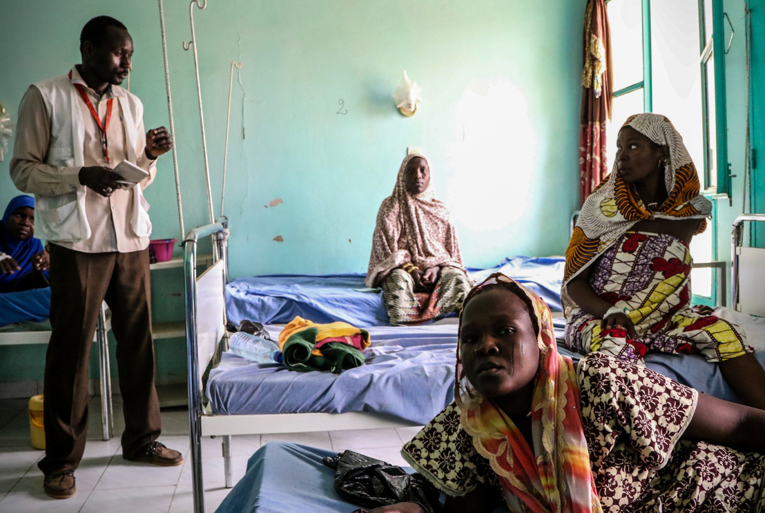 Hepatitis E outbreak in Diffa: 876 suspected cases, including 186 pregnant women admitted to hospital