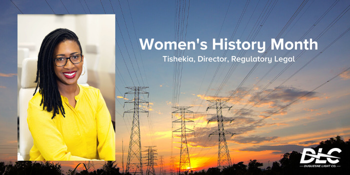 Preview: Women's History Month: Employee Spotlight on Tishekia