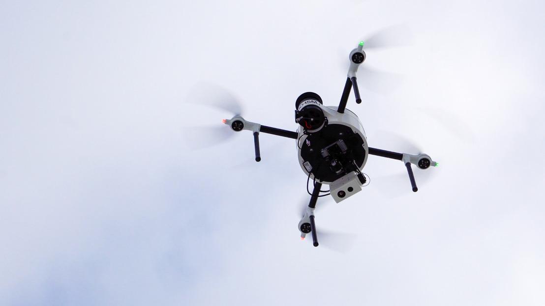 Port of Antwerp deploys autonomous drones for safety enforcement