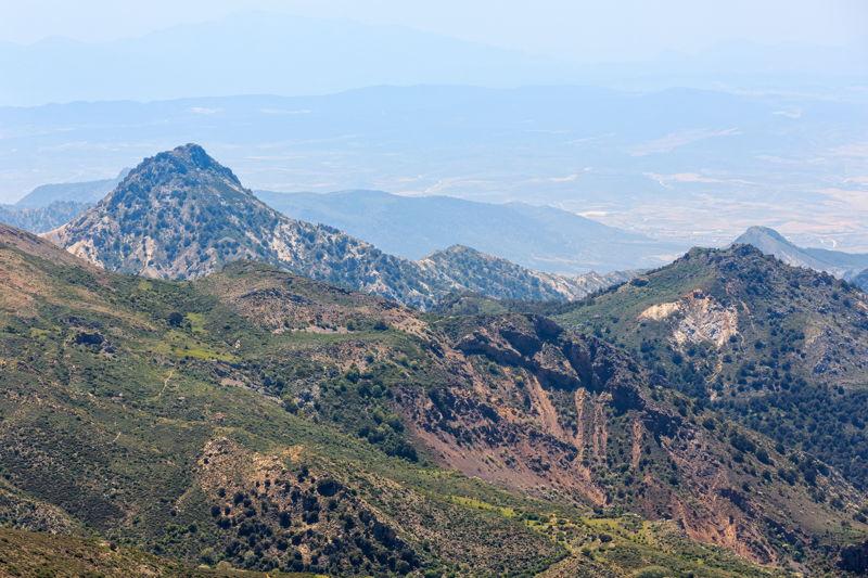 Sierra Nevada, Spanje