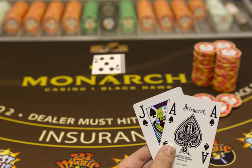 Table games return to Monarch Casino Resort Spa this Thursday