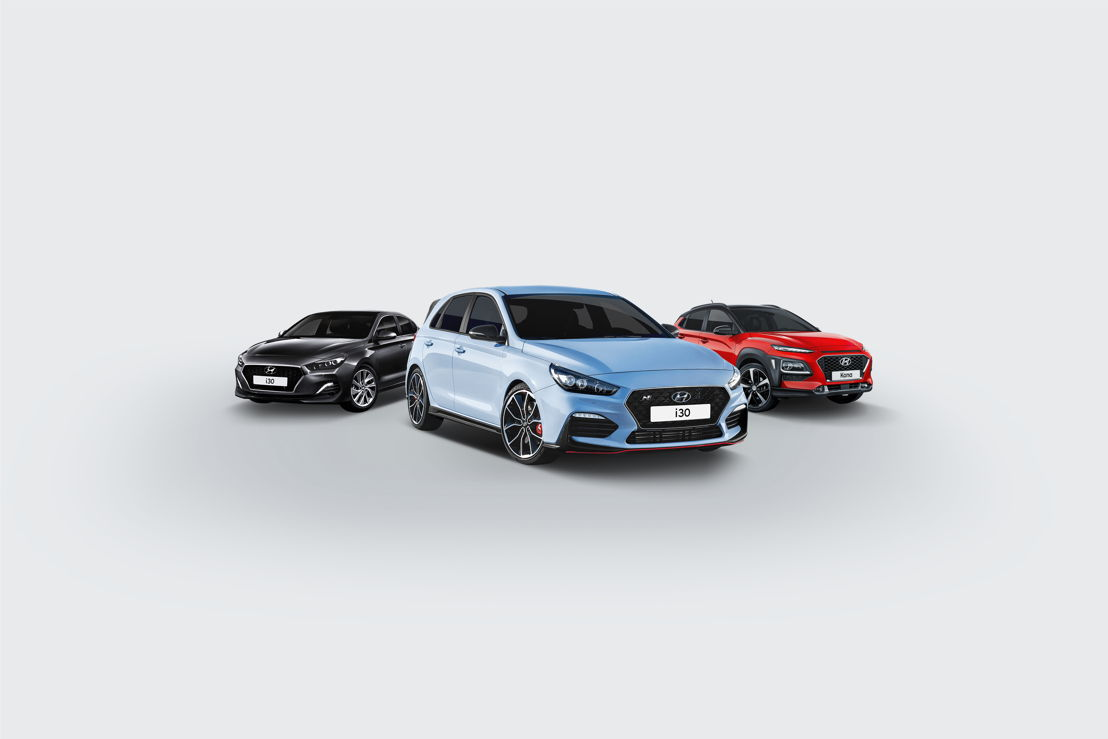 Hyundai i30 Fastback, i30 N & KONA