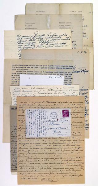 Historische brieven