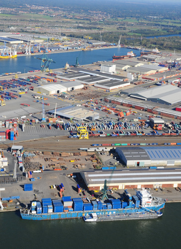 Brexit offers opportunities for trade between UK and Port of Antwerp