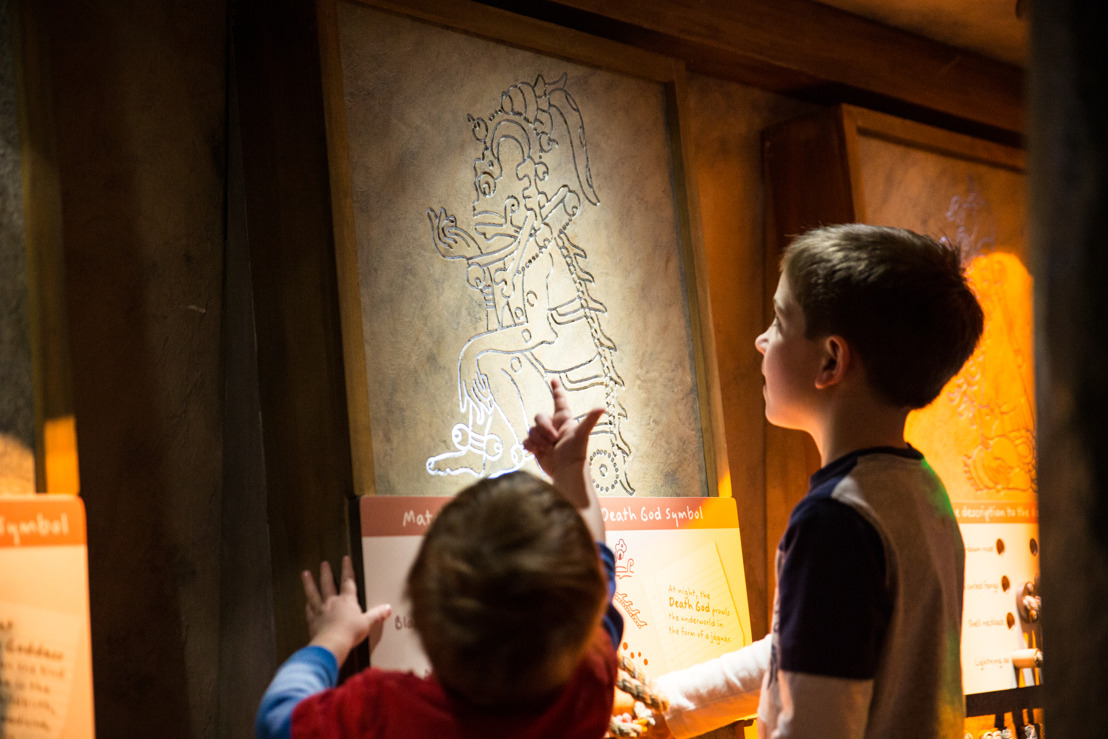 Last chance to experience 'Mystery of the Mayan Medallion' exhibit at  Children's Museum of Atlanta!
