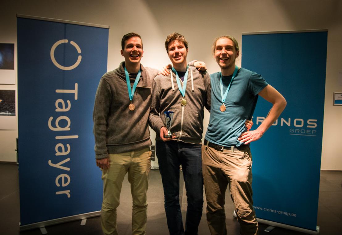 Studenten industrieel ingenieur winnen programmeerwedstrijd Google