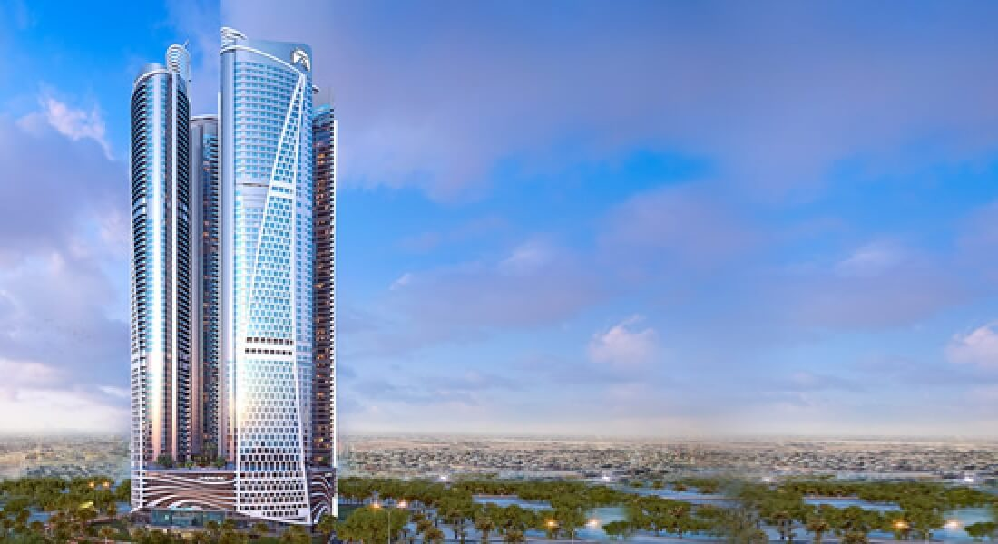 Damac Towers By Paramount - Business Bay. Estimated completion date: Q2 2018