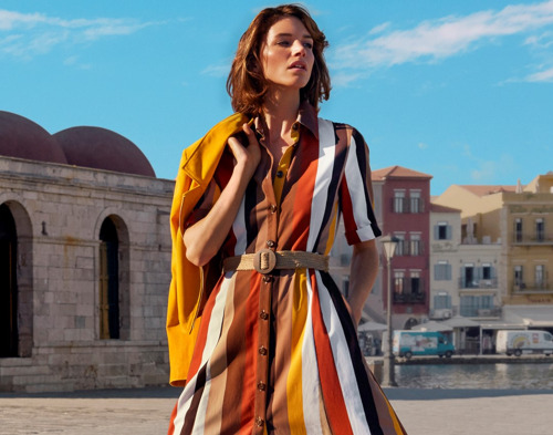 The shirt dress - as versatile as it is stunning