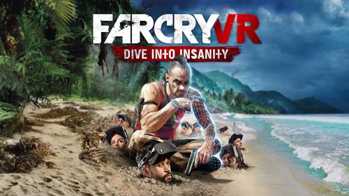 FAR CRY® VR: DIVE INTO INSANITY ANGEKÜNDIGT