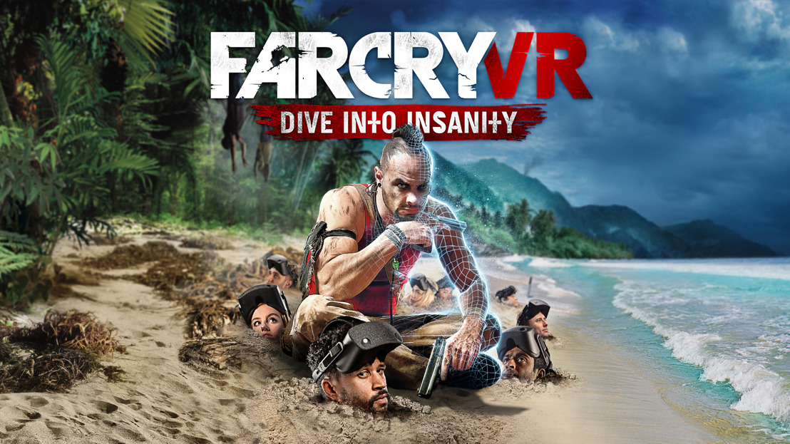 FAR CRY® VR: DIVE INTO INSANITY ANGEKÜNDIGT