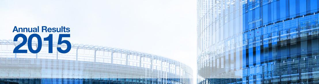 BESIX Group sluit een uitdagend 2015 af –  2016 wordt een scharnierjaar en biedt betere vooruitzichten