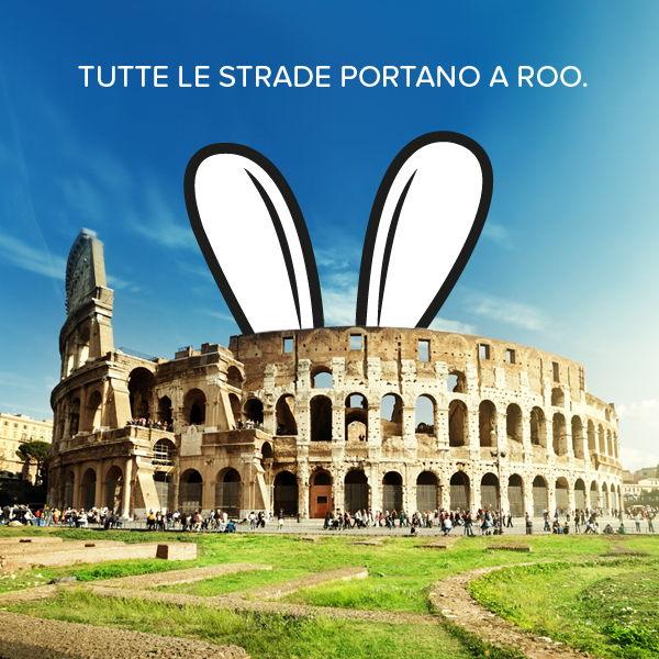Meme Deliveroo Roma - 2