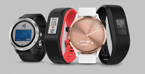 Preview: L'heure de gloire de votre forme a sonné grâce aux montres Vivo de GARMIN