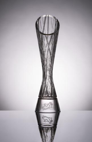ŠKODA Design creates trophies for the winners of the Tour de France 2021