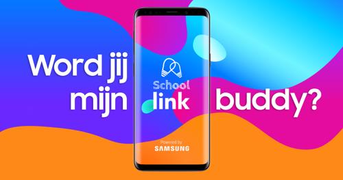 'Samsung lanceert leraren-app Schoollink, een mix tussen Tinder en LinkedIn'