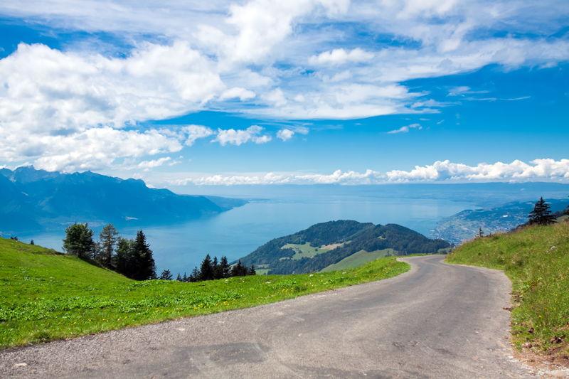Route des Grandes Alpes: Genève