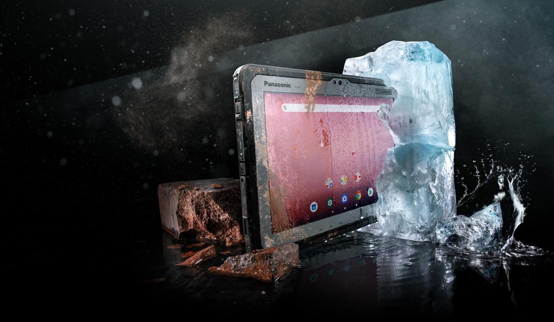 TOUGHBOOK A3: la nueva tablet de uso rudo de Panasonic lo tiene todo