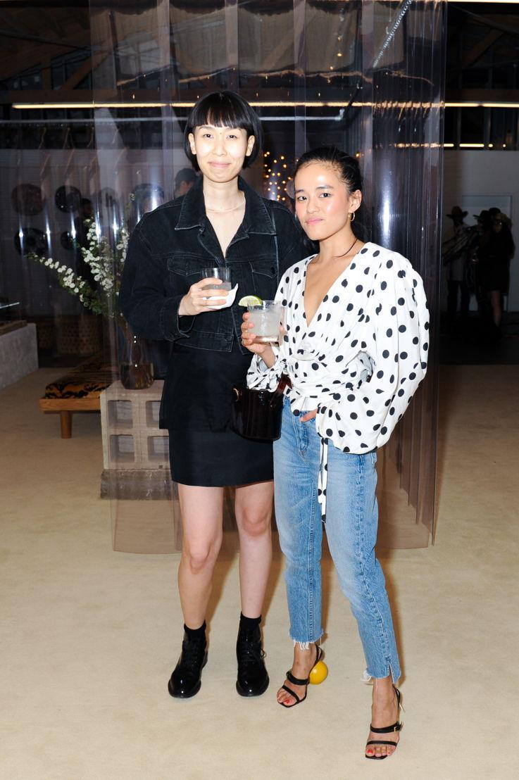 Cissy Huang y Olivia Lopez