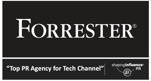 Forrester Research Names JMRConnect, Shaping Influence® PR, a Top Public Relations Agency
