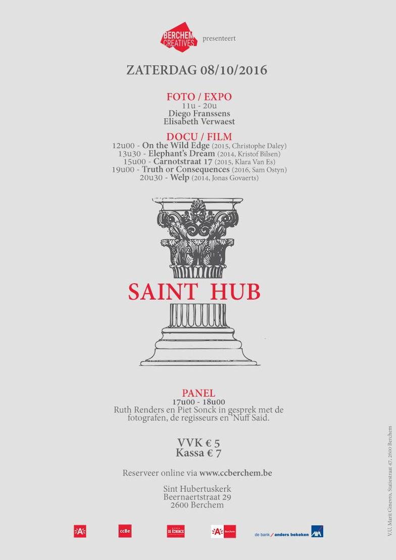 Affiche SAINT HUB