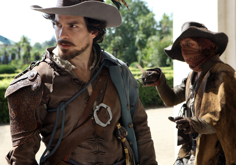 Musketeers - Ep04 The Good Soldier