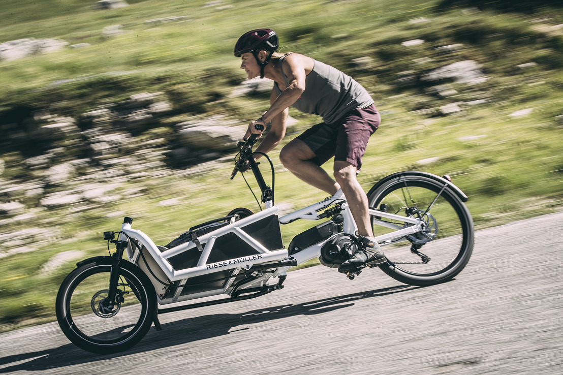 The Ultimate Rig for Bike Glamping