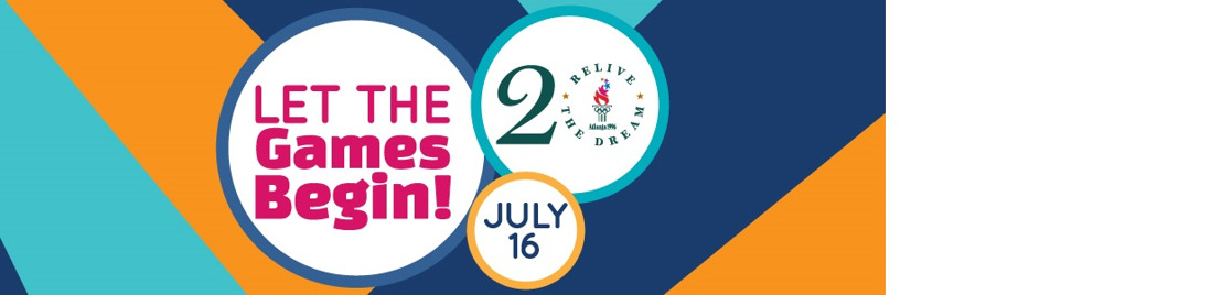 """Children's Museum of Atlanta to host """"Let the Games Begin!"""" to honor Olympic anniversary tomorrow, July 16"""