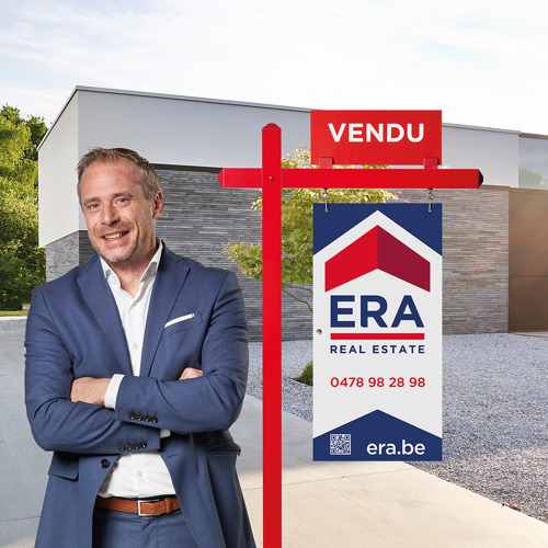 Le réseau immobilier ERA devient le leader du marché belge