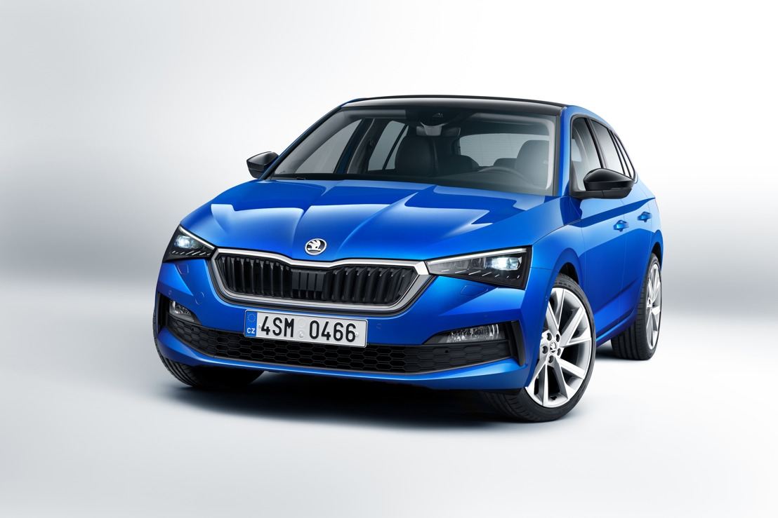 The ŠKODA SCALA – new definition of the compact car segment for the Czech carmaker
