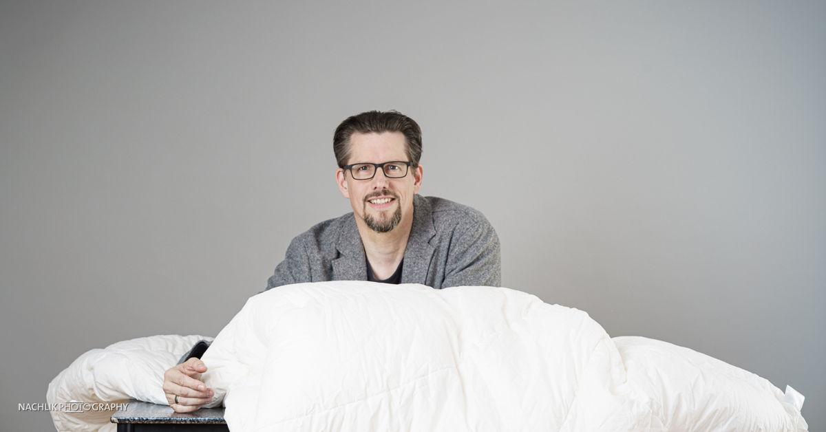 Slaapexpert Markus Kamps