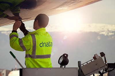 dnata and SAS enter a long term partnership in Zurich and Geneva