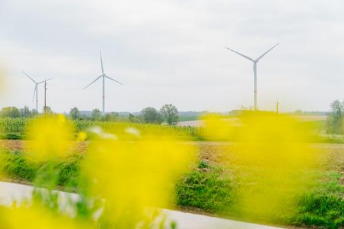 Een centrale plaats voor de burger in het windmolenproject te Spiennes, Saint-Symphorien en Harmignies